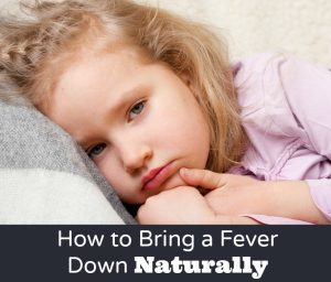 How to get fever down in adults