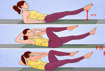 9-exercises-burn-belly-fat-less-month