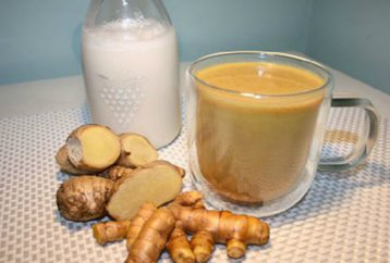 blend-turmeric-ginger-coconut-milk-drink-bed-flush-liver-toxins-sleep